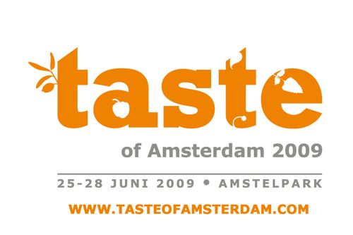 Logo Taste of Amsterdam url
