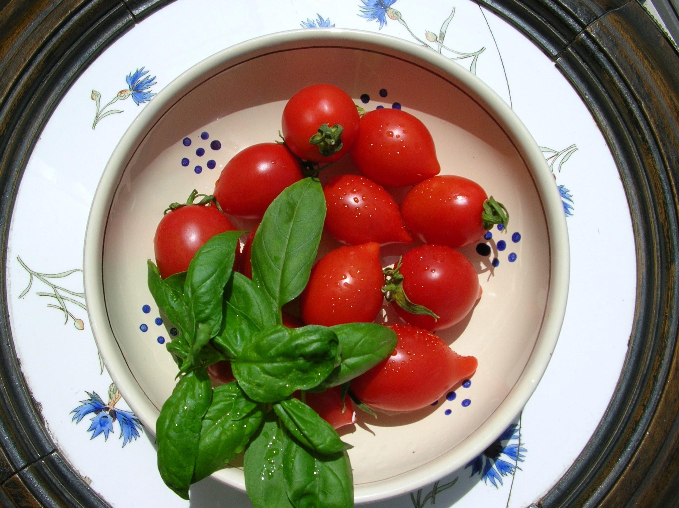 La cucina del sole: puglia op je bord: pasta alla crudaiola (met ...