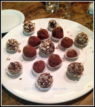 Chocolate truffles 1