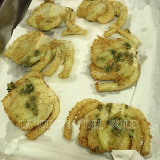 FRIED FENNEL 3