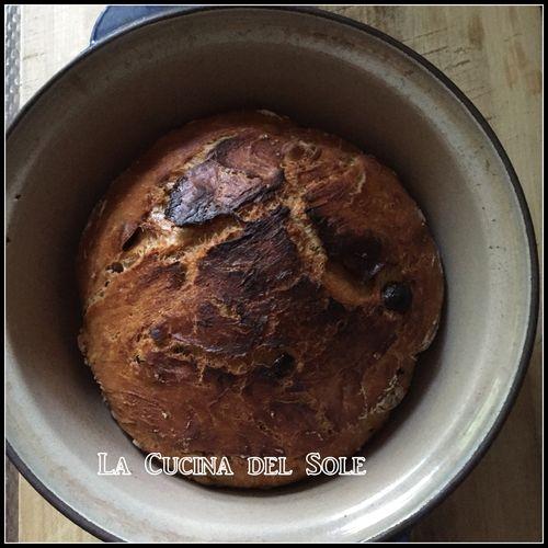 No-knead spelt bread 5