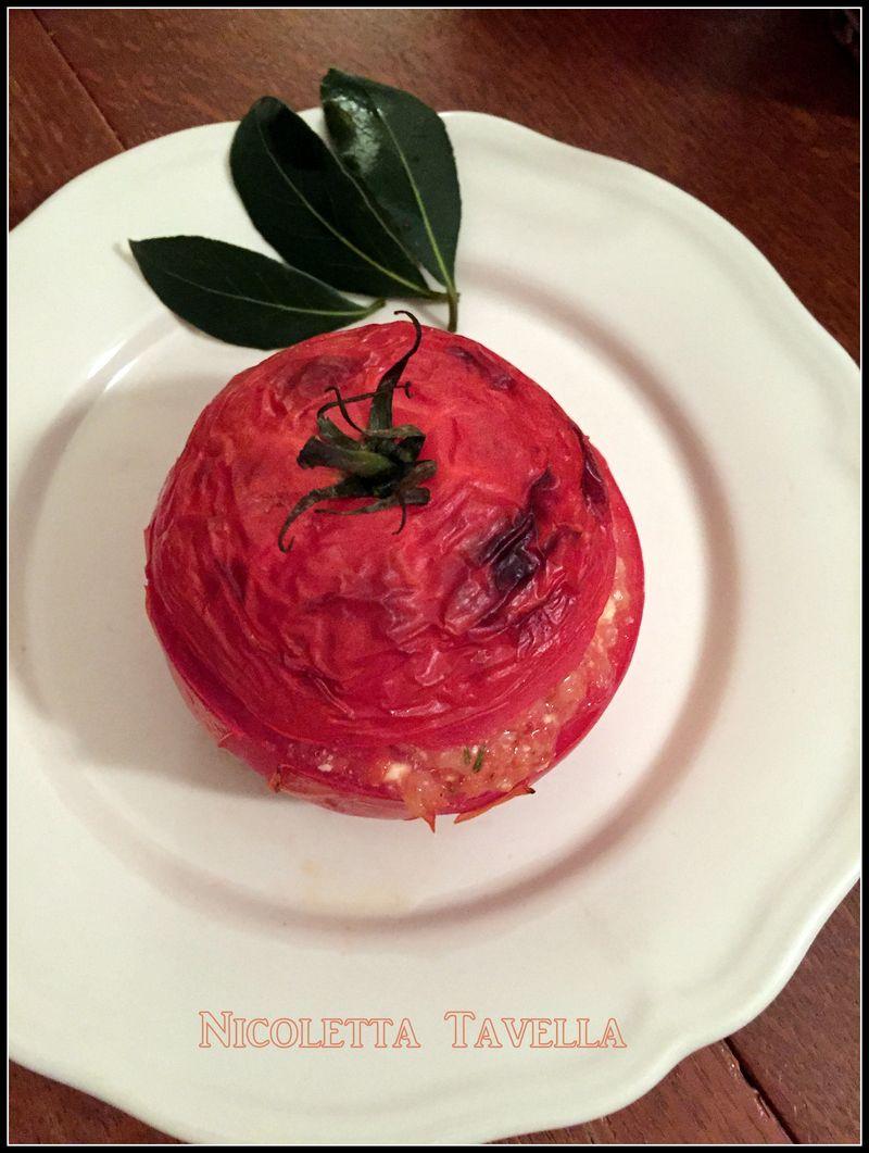 Gevulde tomaten 2