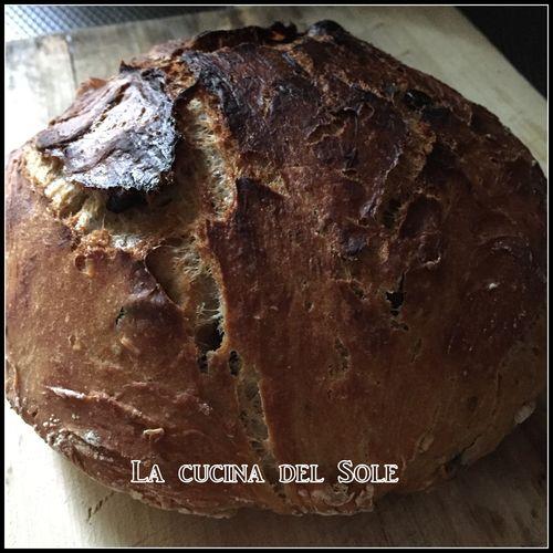 No-knead spelt bread 7