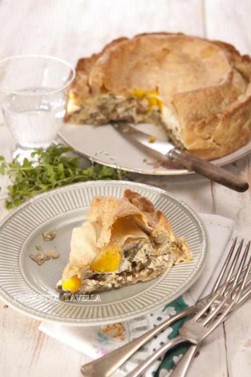 Torta pasqualina nicoletta tavella maandag 4595